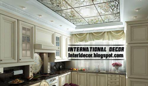 Top Catalog Of Kitchen Ceiling False Designs Part 2