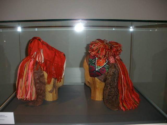 Museo de Trajes Típicos en el Museo Folklórico Noruego (Norsk Folkemuseum)