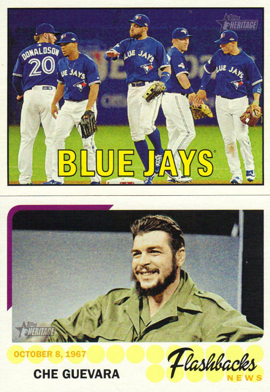 Nothing If Not Random 2016 Topps Heritage Baseball Cards