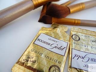 LEOREX GOLD- pleťová maska so zlatom