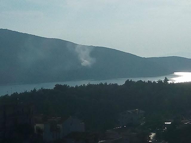 ΤΩΡΑ: Φωτιά στη Γωνιά Ηγουμενίτσας (+ΦΩΤΟ)