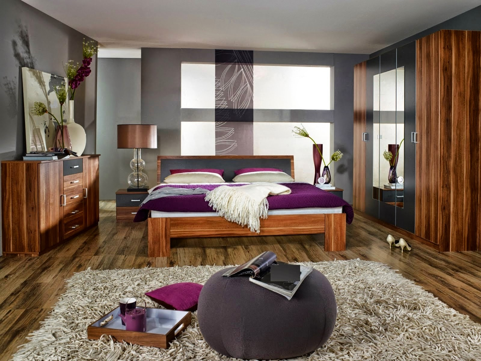 free dcoration petite chambre coucher adulte kategorie with comment dcorer une chambre coucher. Black Bedroom Furniture Sets. Home Design Ideas