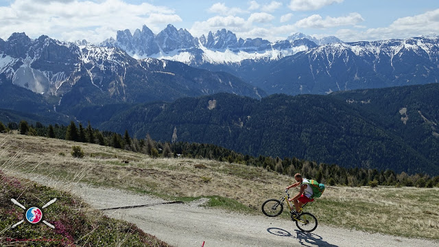 mtb tour brixen plose trail
