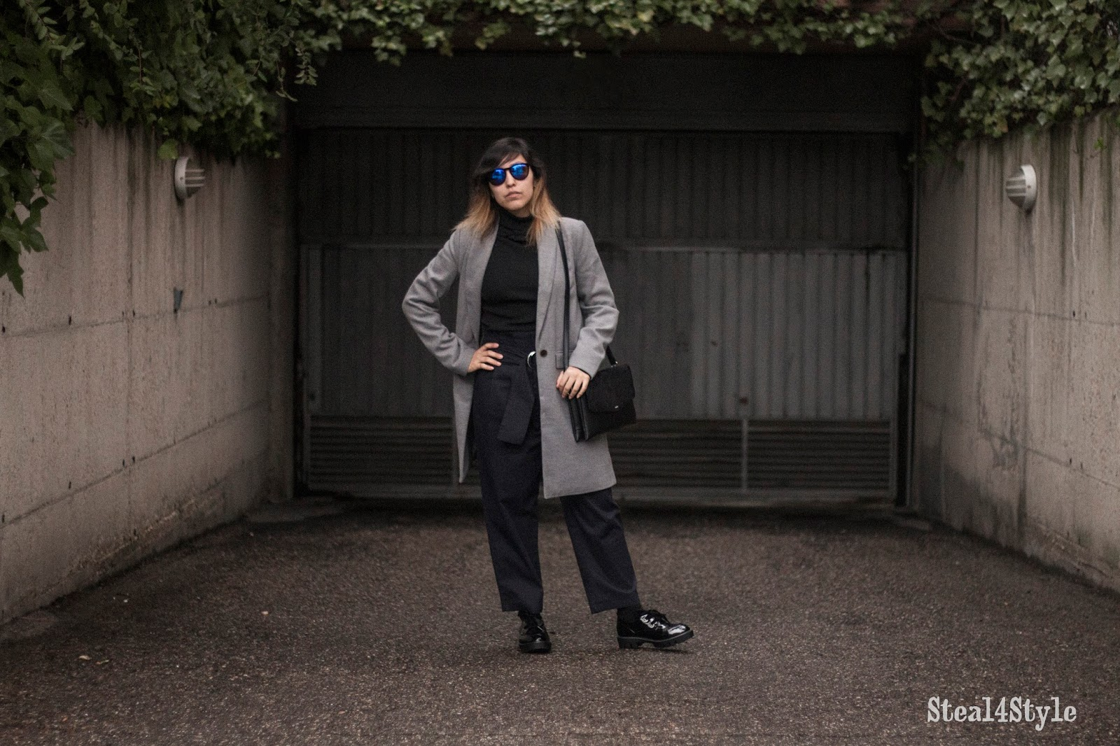 steal 4 style baggy pants outfit