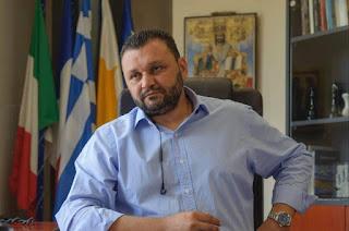 Δήλωση Γιώργου Σωφρόνη για ανεξαρτητοποίηση κ. Μποστανίτη Αντώνη