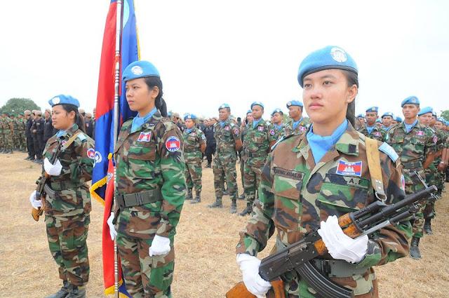 Angkor Sentinel 2016. Photographie - Ambassade des USA à Phnom Penh