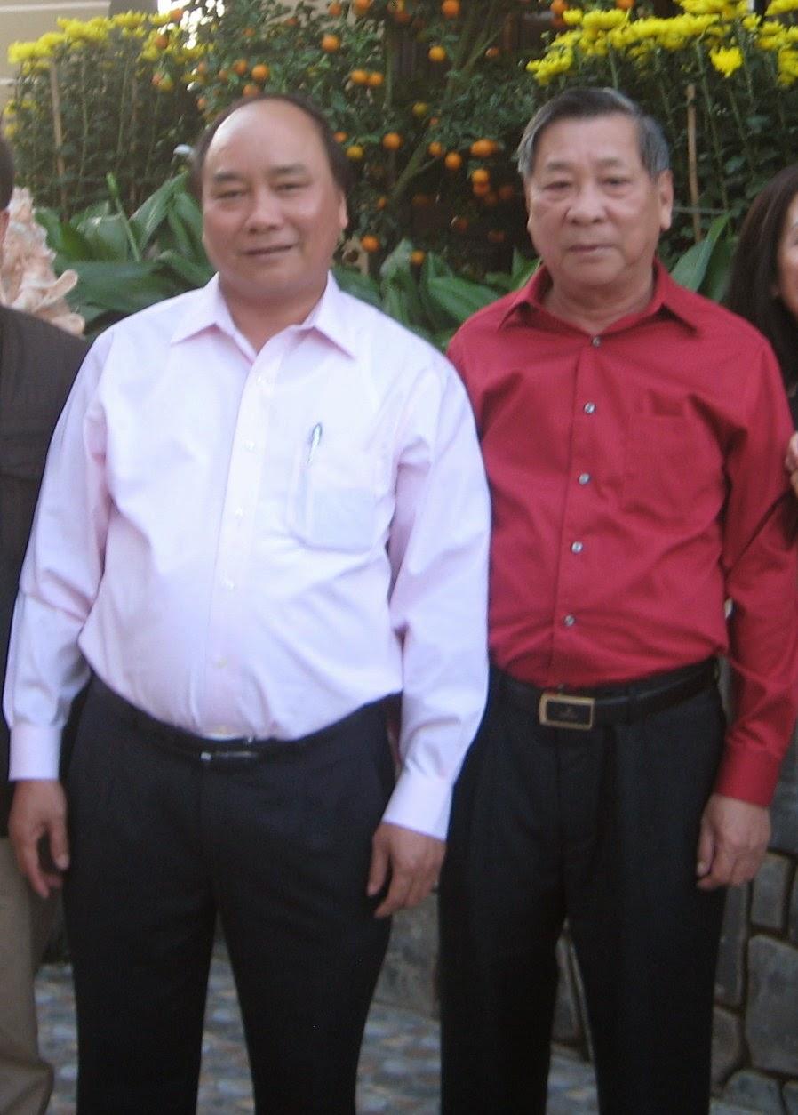 Anh em nhà Nguyễn Xuân Phúc: Bá Kiến thời hiện đại!