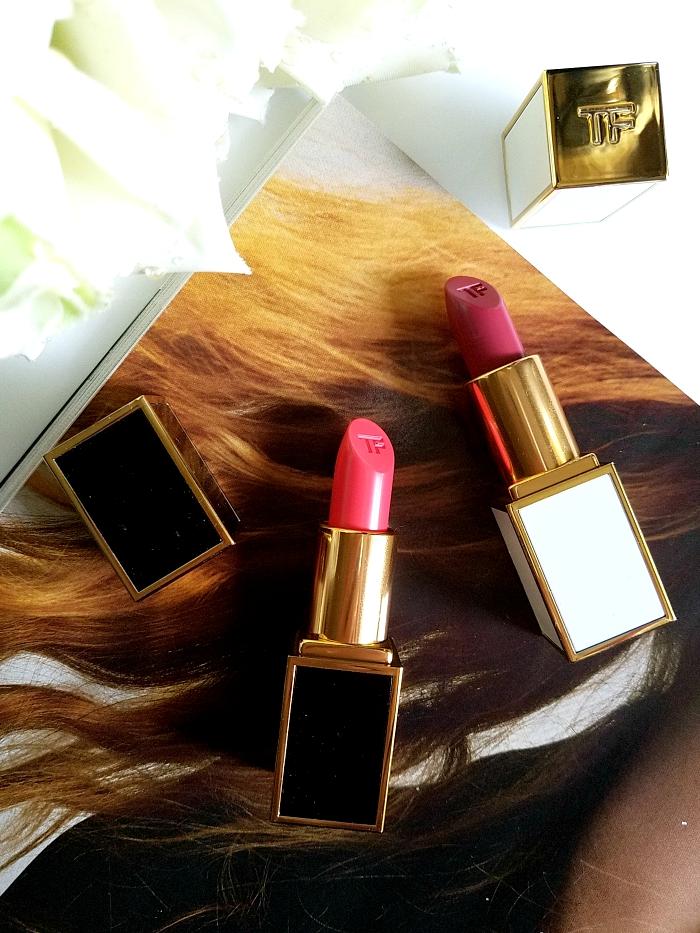 Review, Swatches: Tom Ford - Boys & Girls Mini Lipstick - Neu & Limitiert - Kendrick, Helena