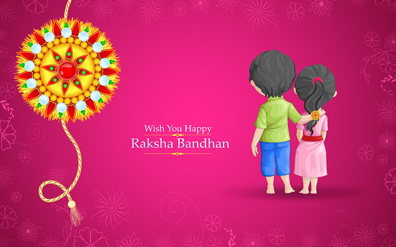 Raksha Bandhan Wishes And Shayari For Brother And Sister In Hindi