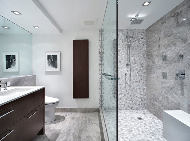 Patricia Gray Award Winning Bathroom Renovation Design Vancouver