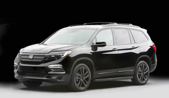 Honda Pilot 2018 Changes, Release Date, Price