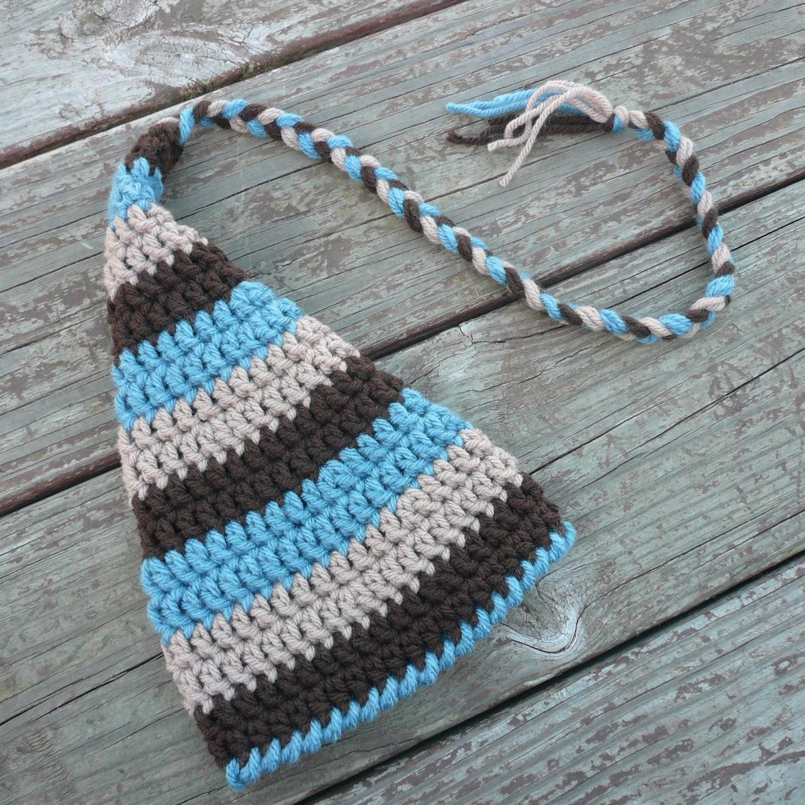 Danyel Pink Designs: CROCHET PATTERN - Elf Hat