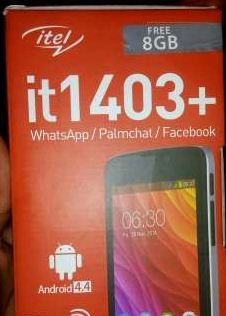 How to flash and download itel 1403+ ROM or flash file