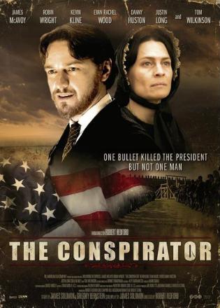 The Conspirator 2010 Full Hindi Movie Download BRRip 720p Hd ESub