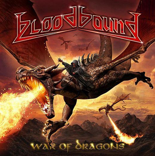 BLOODBOUND - War Of Dragons (2017) full