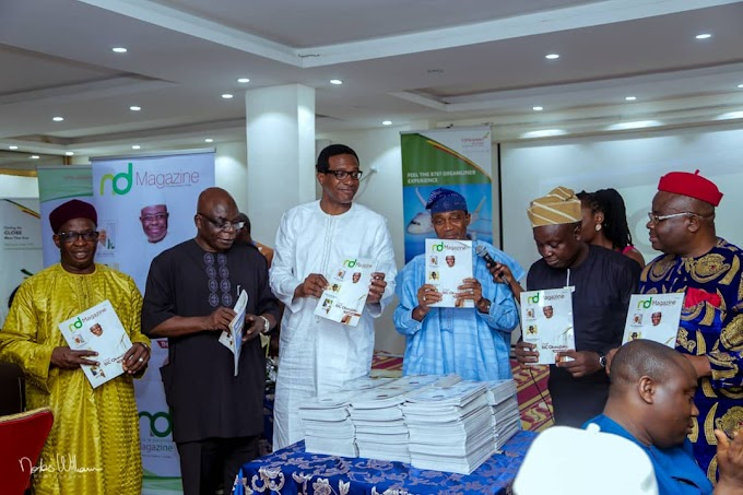 7th Edition of  Naija in Diaspora Magazine Launched
