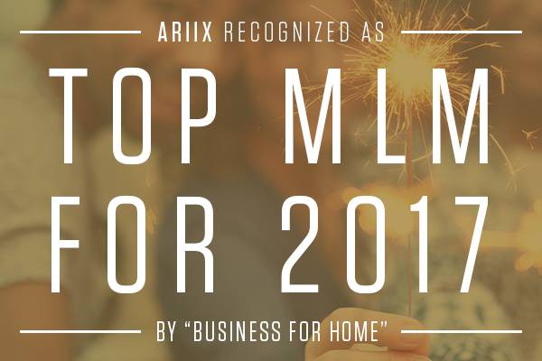 Top MLM for 2017