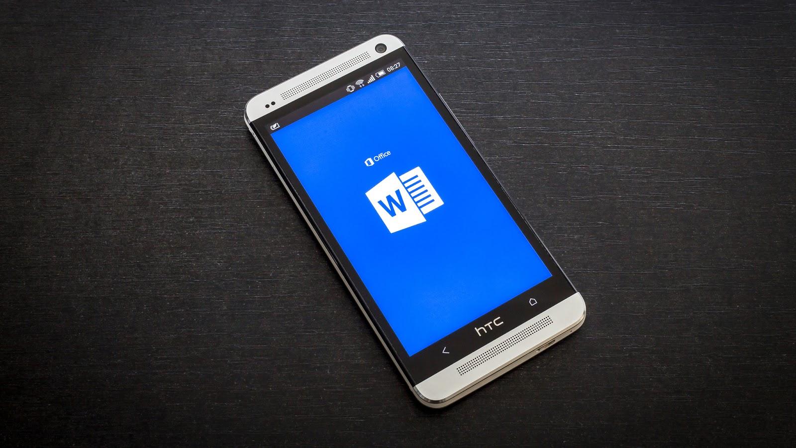 2 Cara Mengubah File Word (Docx) ke PDF di Android