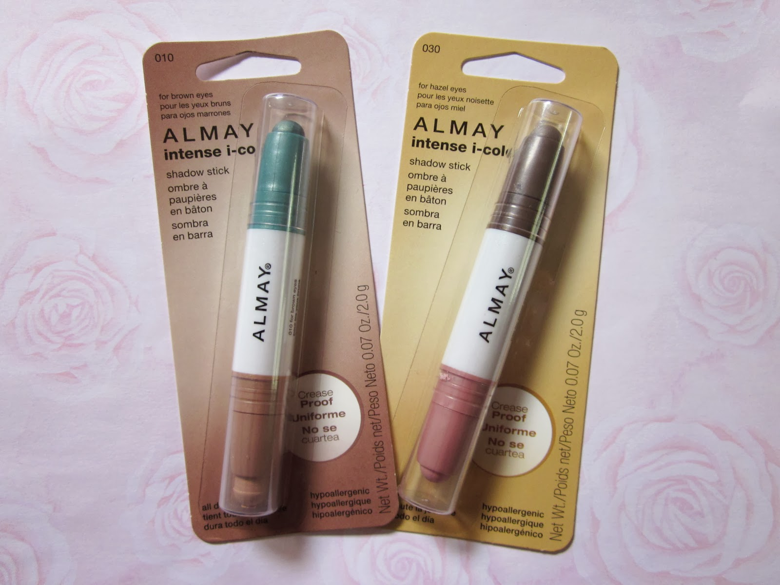 for everyday indulgences of: review: almay intense i
