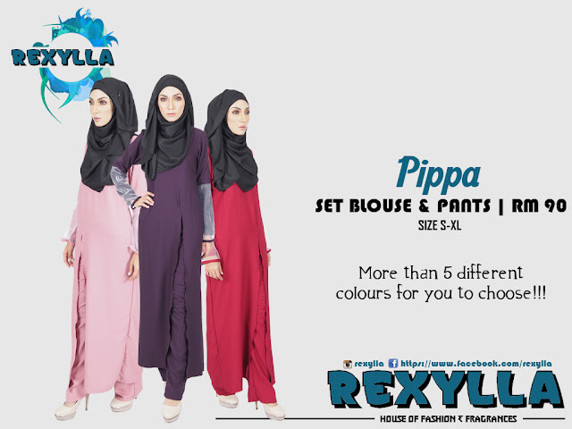 rexylla, blouse, pippa collection