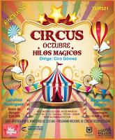 CIRCUS en Teatro Hilos Mágicos  2