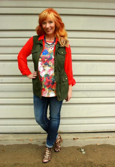 Sydney Fashion Hunter - Fresh Fashion Forum #3 - Featured Blogger Debbie Fashion Fairy Dust