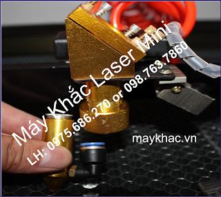 Máy khắc laser mini tại An Khánh