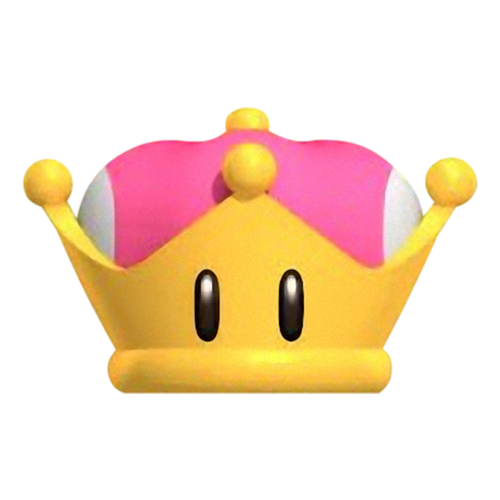 Super Mario Bros. - Power Crown