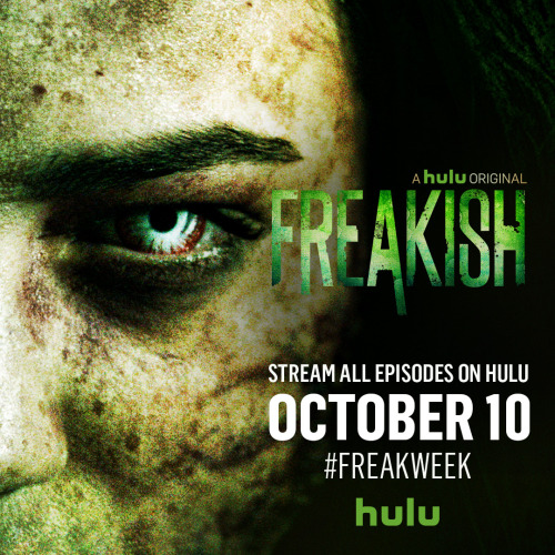 Freakish (2016-) ταινιες online seires oipeirates greek subs