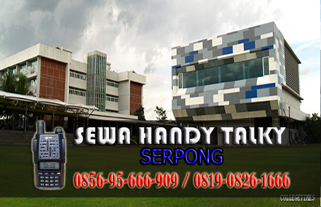 Pusat Sewa HT Rawa Buntu Serpong Pusat Rental Handy Talky Area Rawa Buntu Serpong