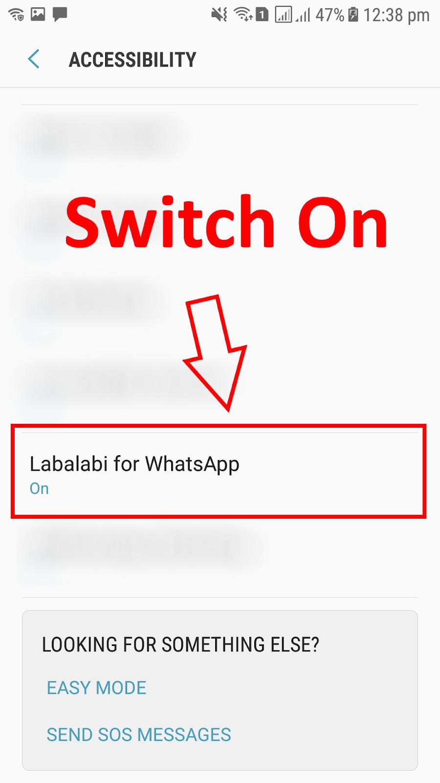 All Social Marketing Apps and Tips: Labalabi for whatsapp (WhatsApp