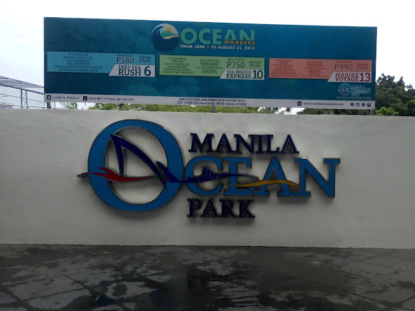 Embracing the Kid in Me at Manila Ocean Park