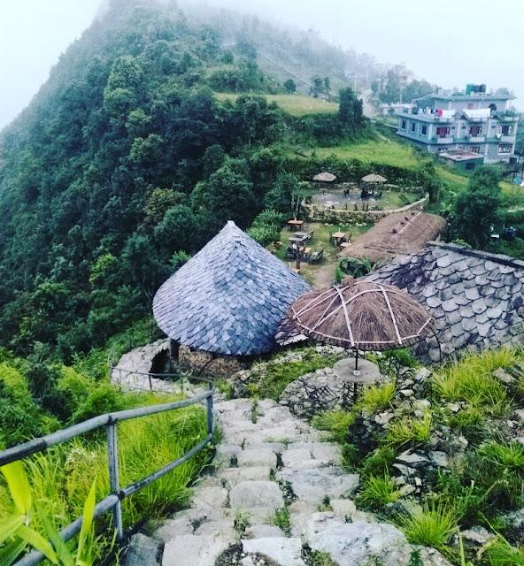 Bhanjyang Village