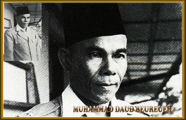 Teungku Muhammad Daud Beureueh