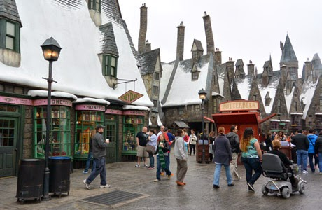 Universal Orlando, Harry Potter, The Wizarding World of Harry Potter, Island of Adventure,