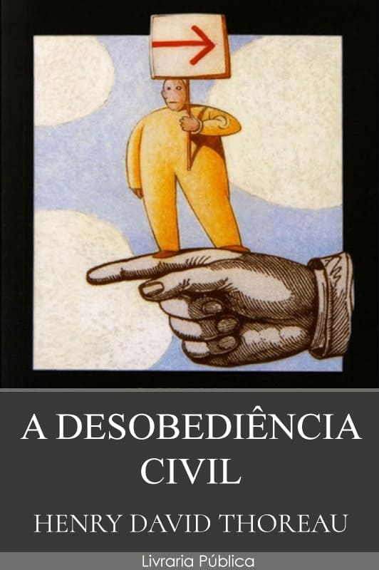 A Desobediência Civil pdf epub mobi