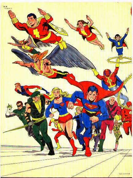 The dork review image blitz dork style - Poster super heros ...