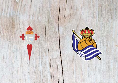 Celta Vigo vs Real Sociedad - Highlights 7 April 2019