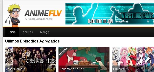 Donde ver animes en línea gratis - ANIMEFLV - Solo Nuevas