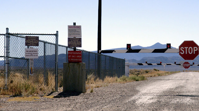 Una instalación nuclear estratégica de EE.UU. próxima al Área 51 corre riesgo sísmico