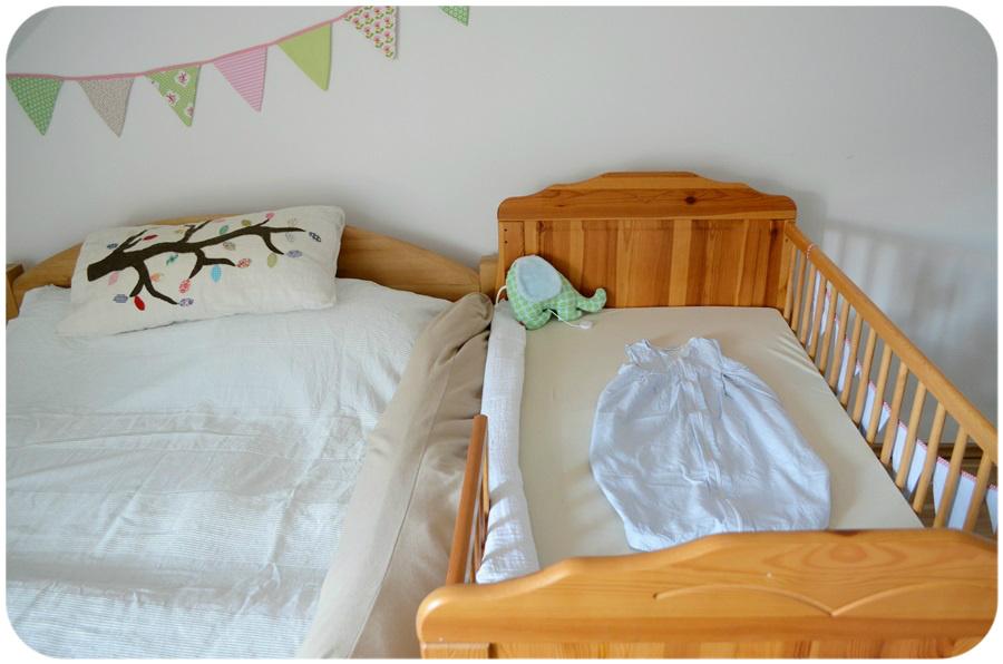 Babybett Als Beistellbett Umbauen