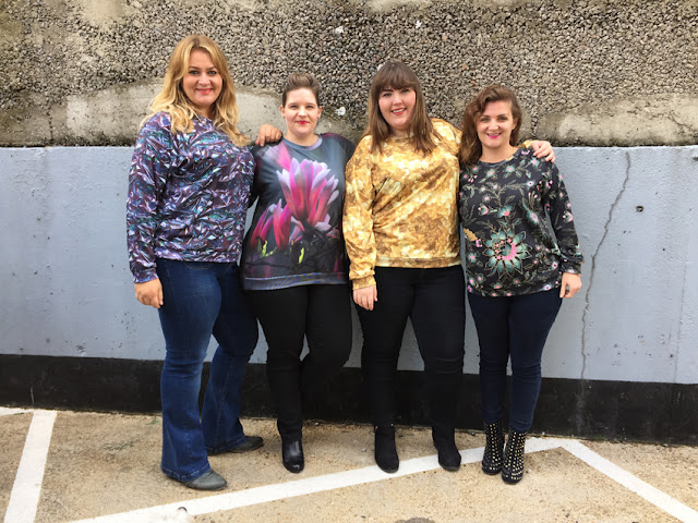 Anna Scholz Gummy Bear Print Sweat Shirt Review