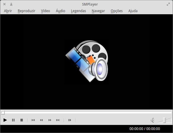 Interface SMPlayer com a aparência do Media Player Clássico