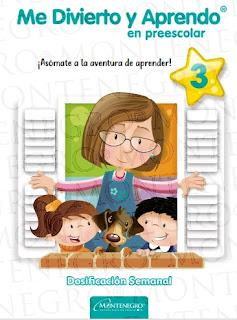 Planeacion Semanal Preescolar 3