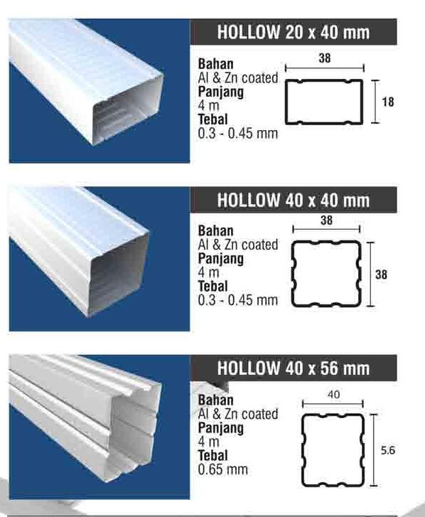 genteng baja ringan murah atap zincalume | metal insulations translucent ...