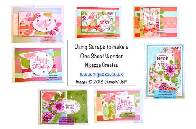 Nigezza Creates Scraps Challenge