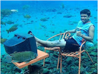 Wisata Mata Air Umbul Ponggok Klaten dengan Jasa Sewa Mobil Solo