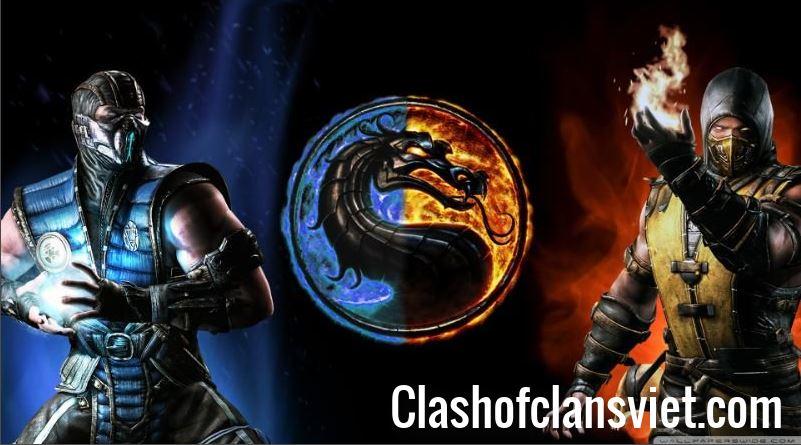 Tải game Rồng Đen - Mortal Kombat X Mod apk cho Android 1 20