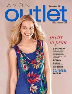 Avon Outlet Campaign 10 4/15/17 - 4/28/17