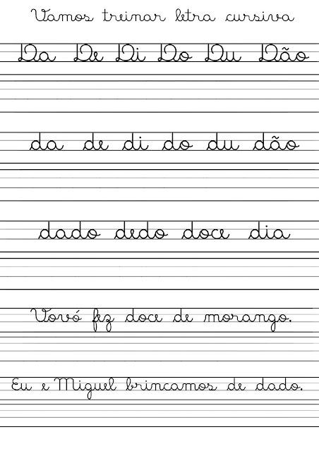 FICHAS%2BCALIGRAFIA-page-003 Fichas para caligrafia letra B C D F